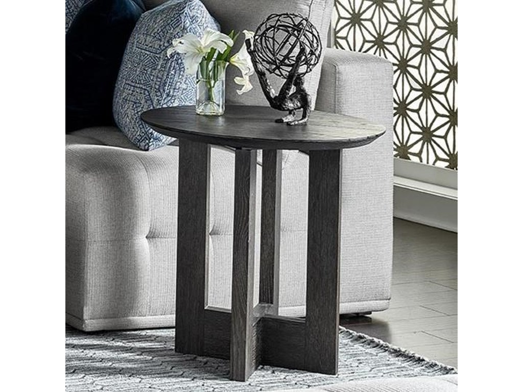 Universal Modern - OnyxMitchum End Table