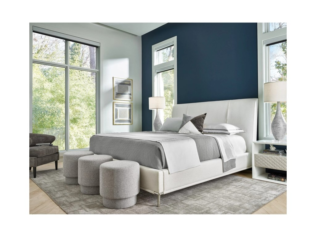 Universal ModernQueen Conway Bed