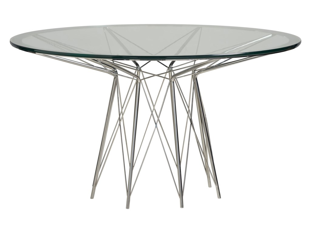 Universal Modern3-Piece Axel Dining Table Set