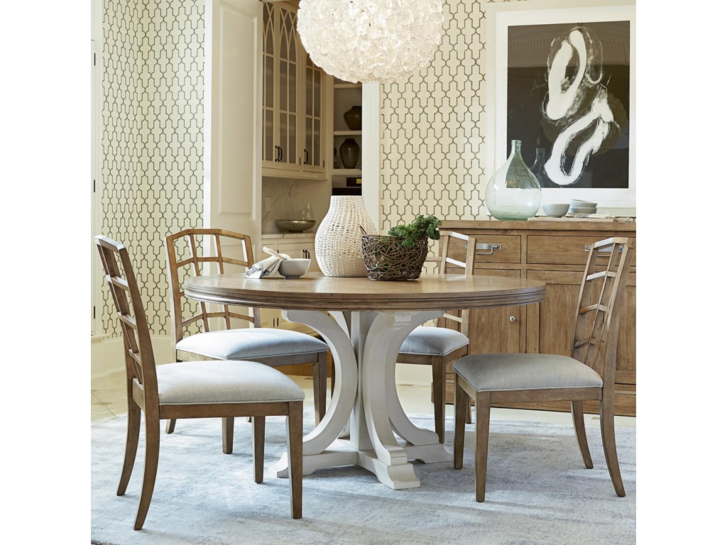 Universal Moderne Muse5 Piece Dining Set