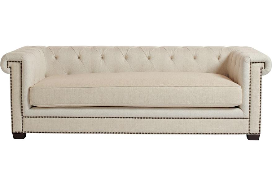 Newbury Sofa In Cream Fabric