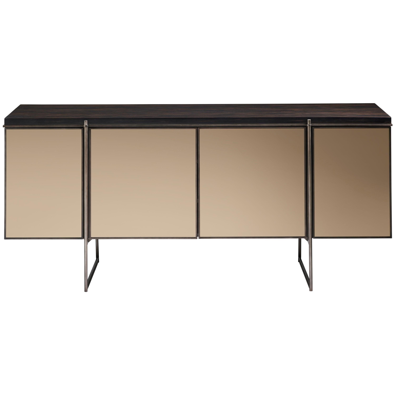 Mondrian Sideboard with Adjustable Shelving