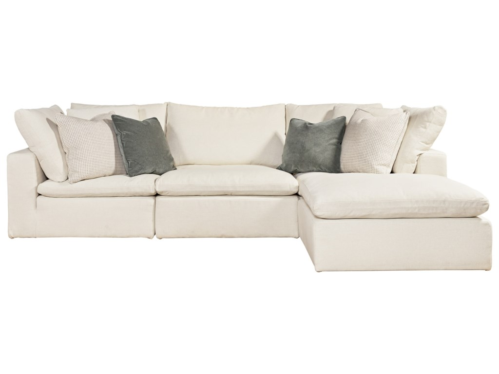 Wittman & Co. Palmer4 Piece Sectional