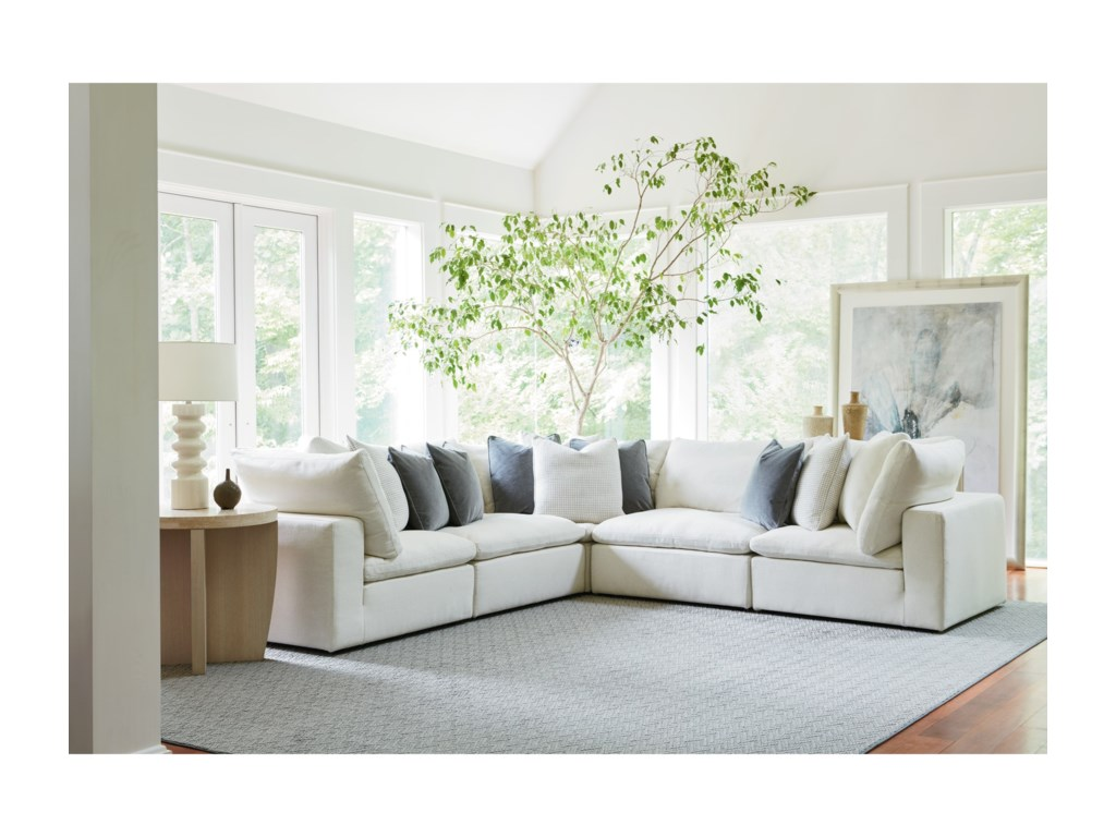 Universal Palmer5 Piece Sectional