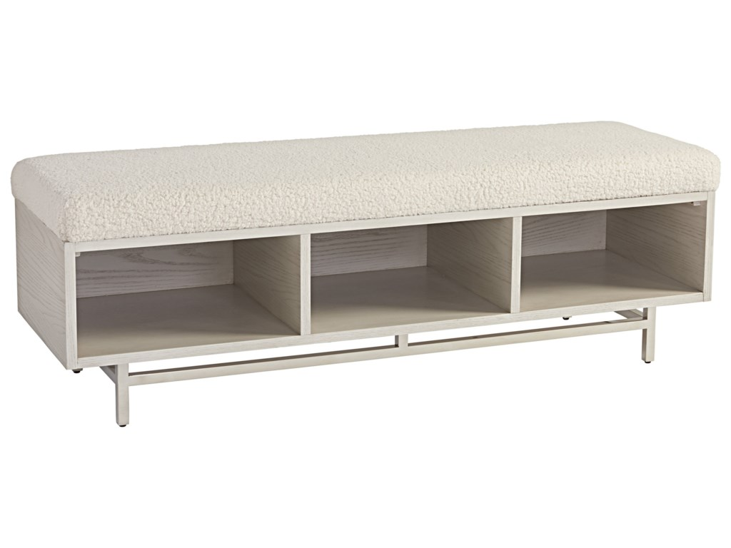 Universal ParadoxBed End Bench