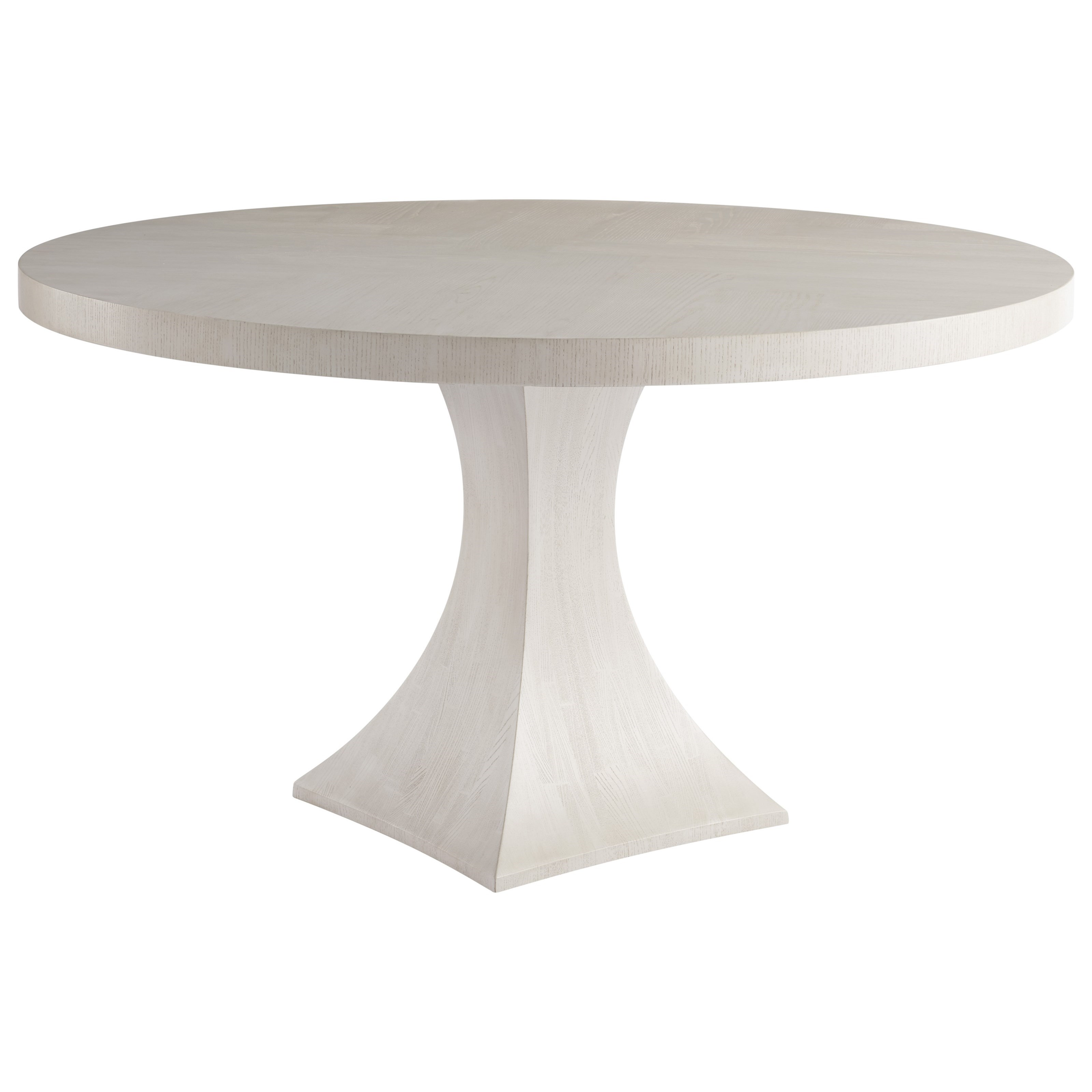 Paradox Contemporary Integrity Round Dining Table By Wittman U0026 Co.