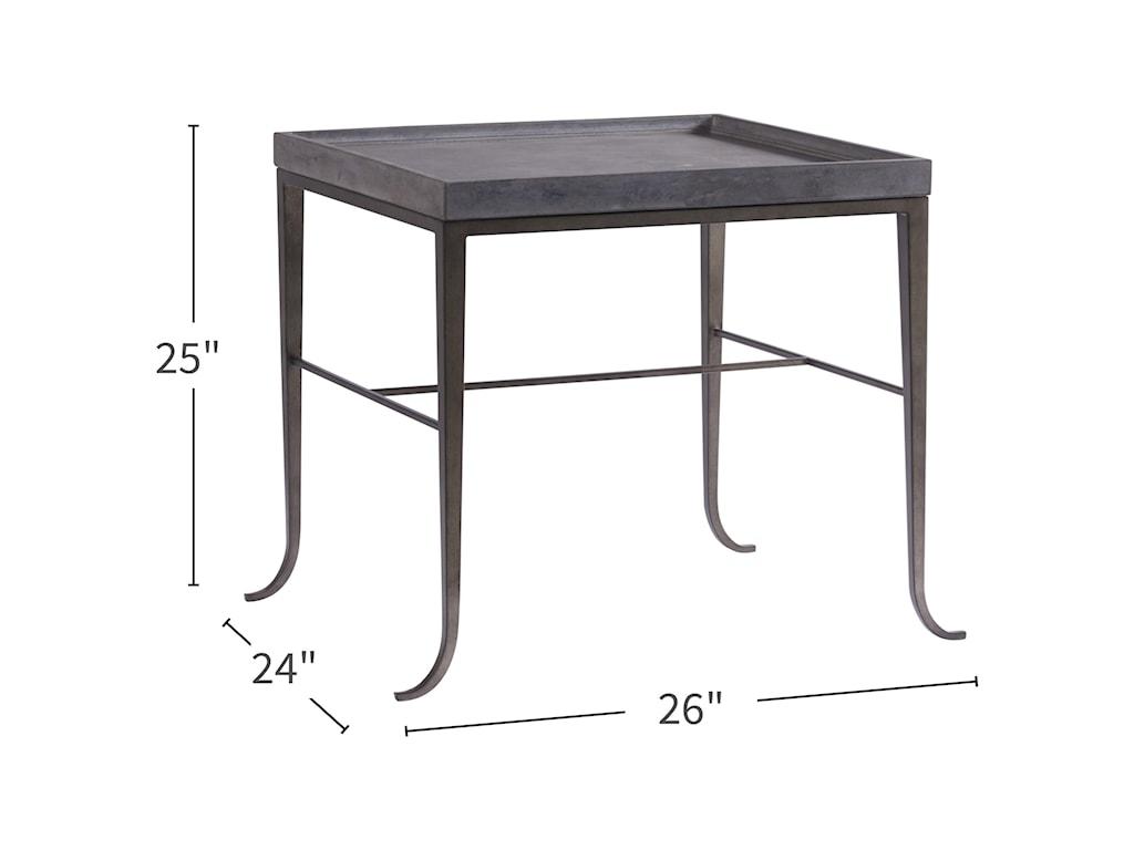 Universal Park HillEnd Table