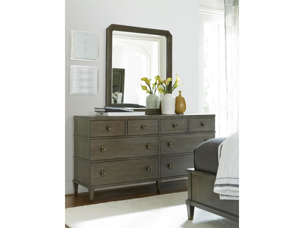 Universal Playlist8 Drawer Dresser