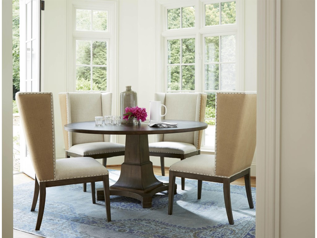 Universal PlaylistRound Dining Table