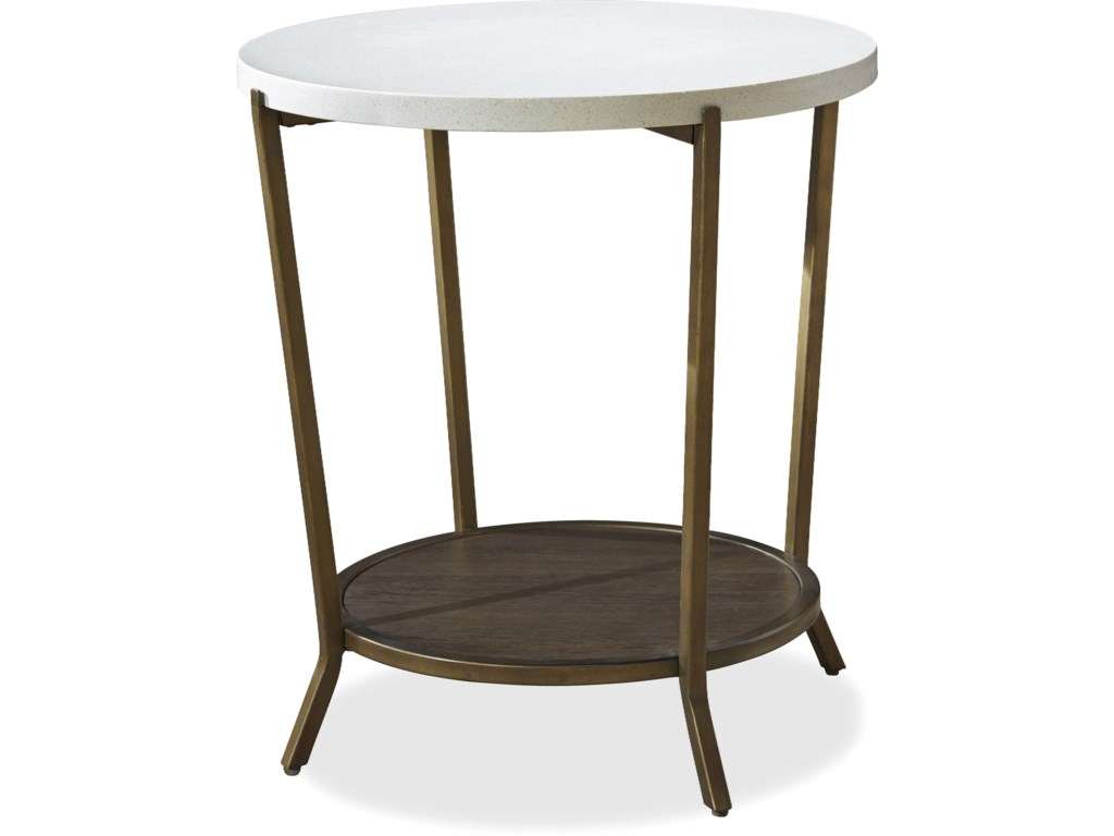 Universal PlaylistRound End Table