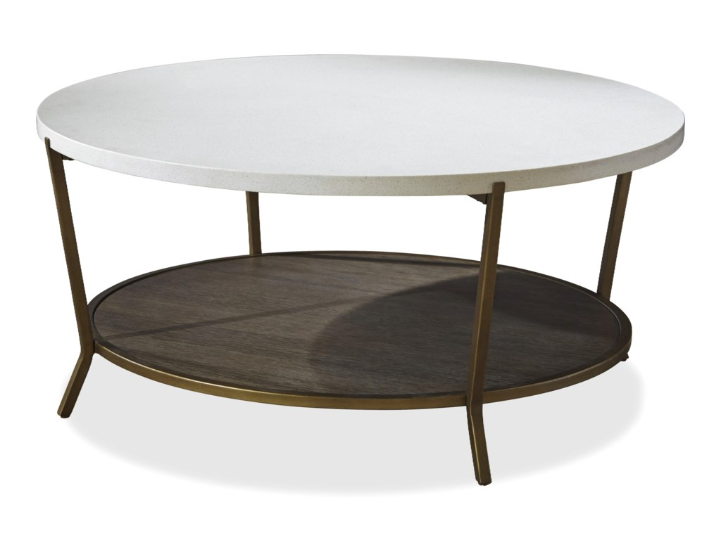 Universal PlaylistRound Cocktail Table