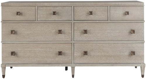 Universal Playlist The Playlist Dresser with 8 Drawers