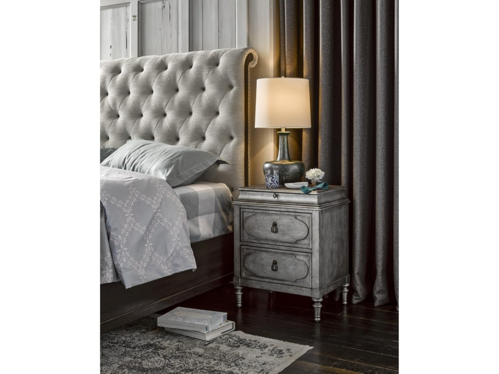 Wittman & Co. PlymouthPlymouth Bedside Chest