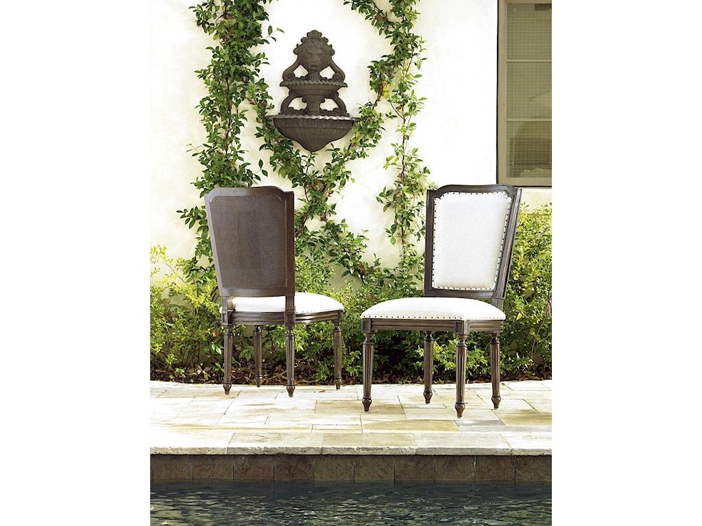 Universal ProximitySide Chair