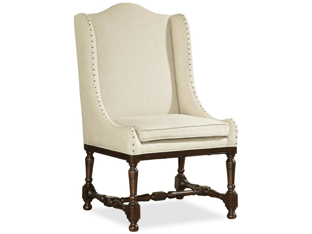 Set Includes Host & Hostess Arm Chairs