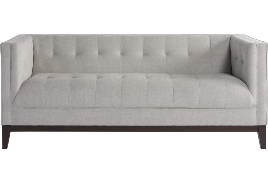 Sofa With Blind Tufting