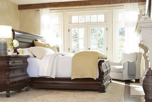 Universal Reprise King Bedroom Group