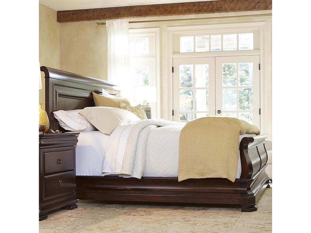 Wittman & Co. Newton FallsNewton Falls King Sleigh Bed