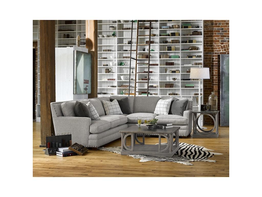 Universal RileySectional Sofa