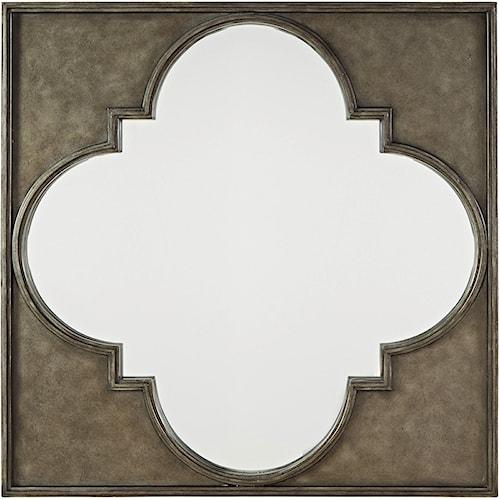Universal Sojourn Metal Mirror