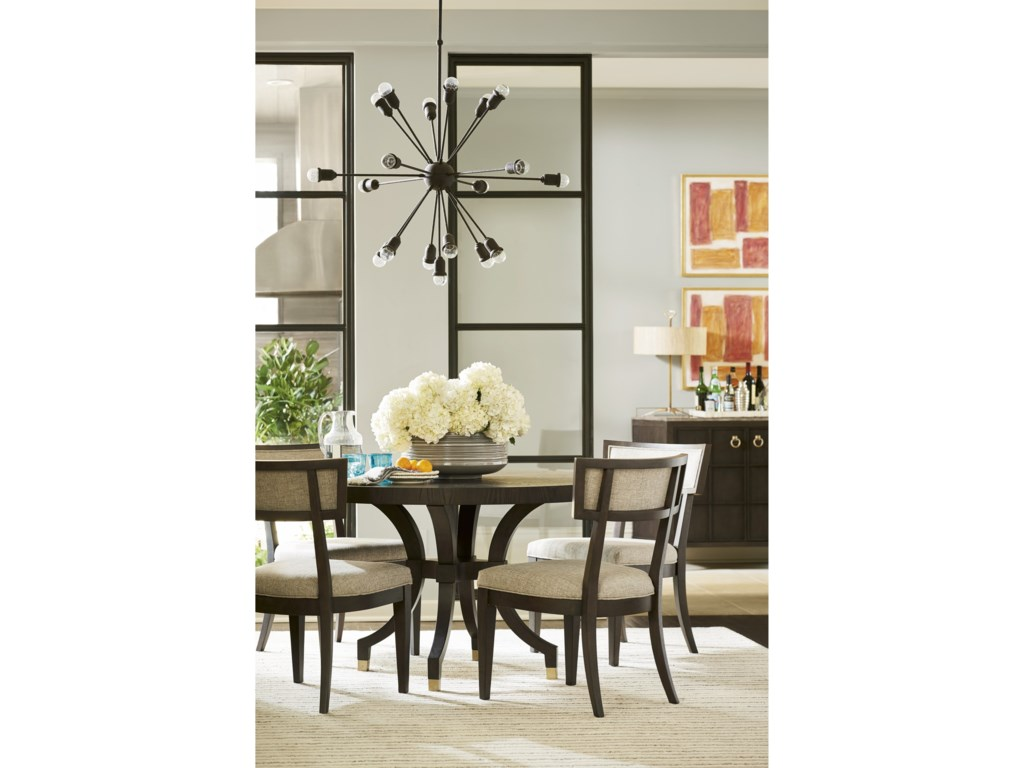 Universal SoliloquyCasual Dining Room Group