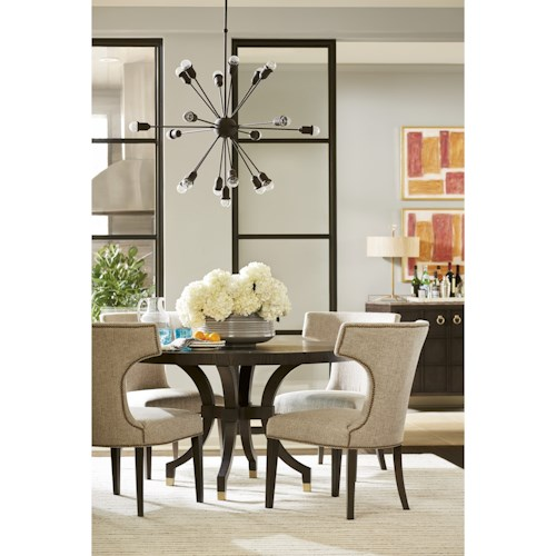 OCONNOR DESIGNS Soliloquy Casual Dining Room Group | Sprintz