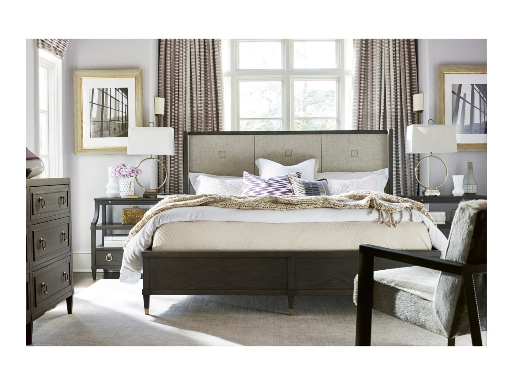 Universal SoliloquyQueen Bedroom Group