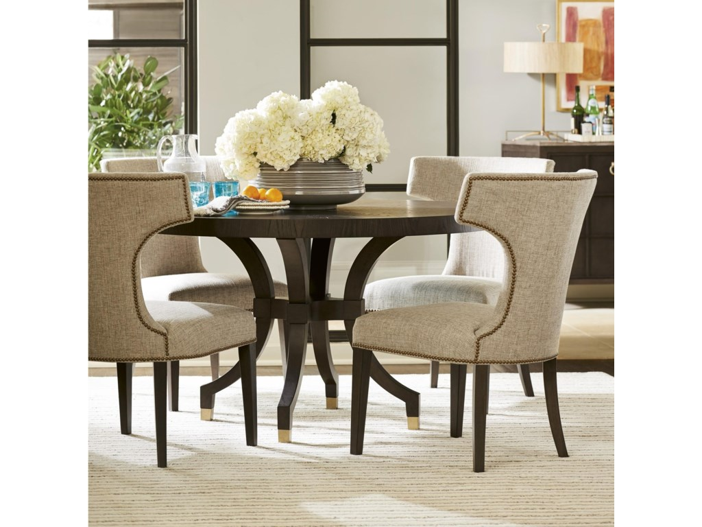 Universal Soliloquy5 Piece Table and Chair Set