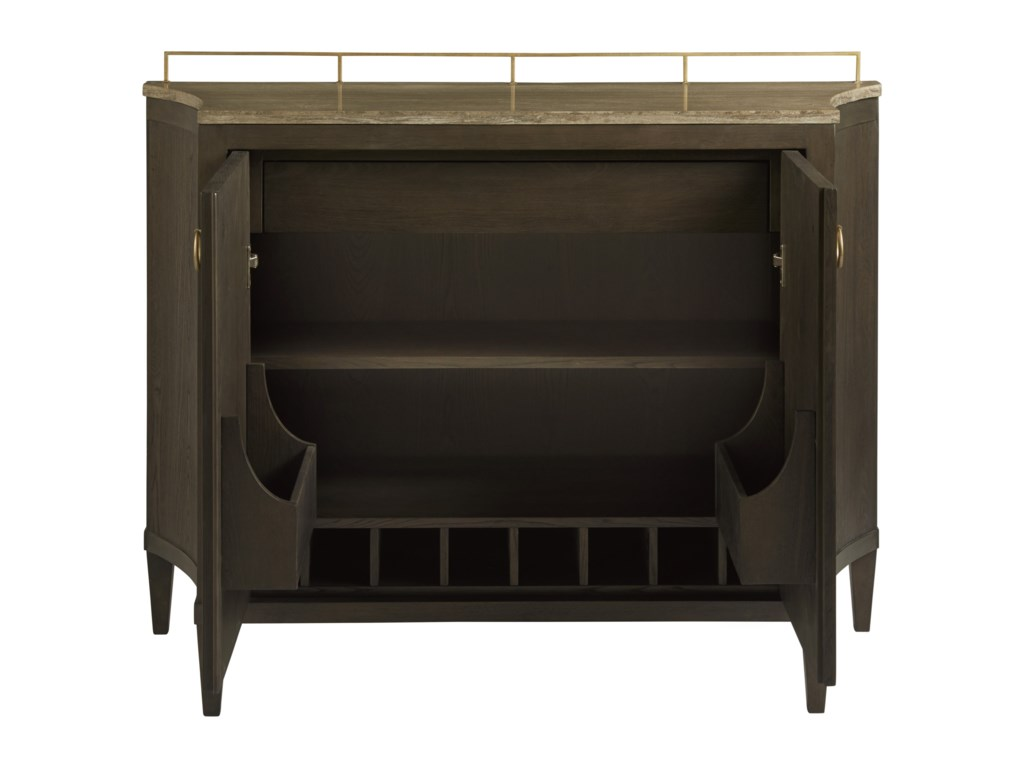 Universal SoliloquyBar Cabinet