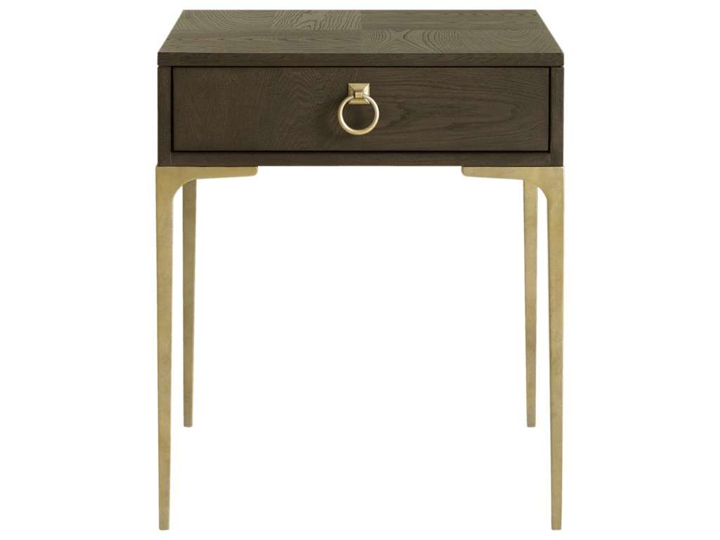 Universal SoliloquyDrawer End Table