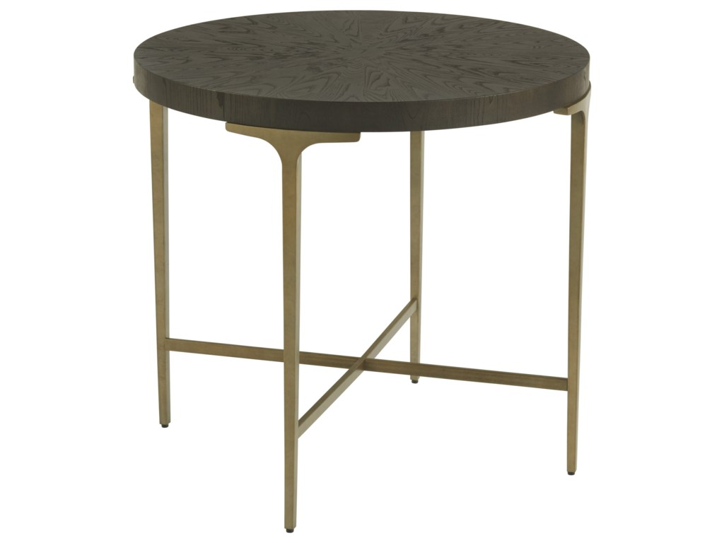 Universal SoliloquyDahlia End Table