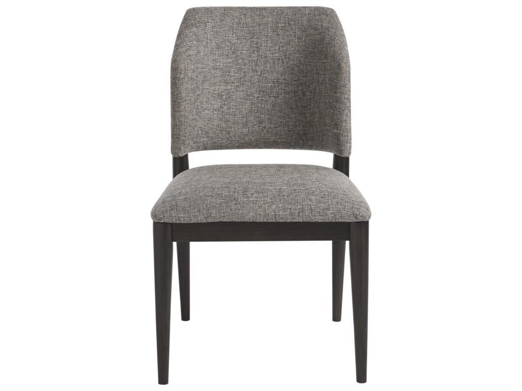 Universal Spaces Mixed MediaEvan Barrel Back Side Chair