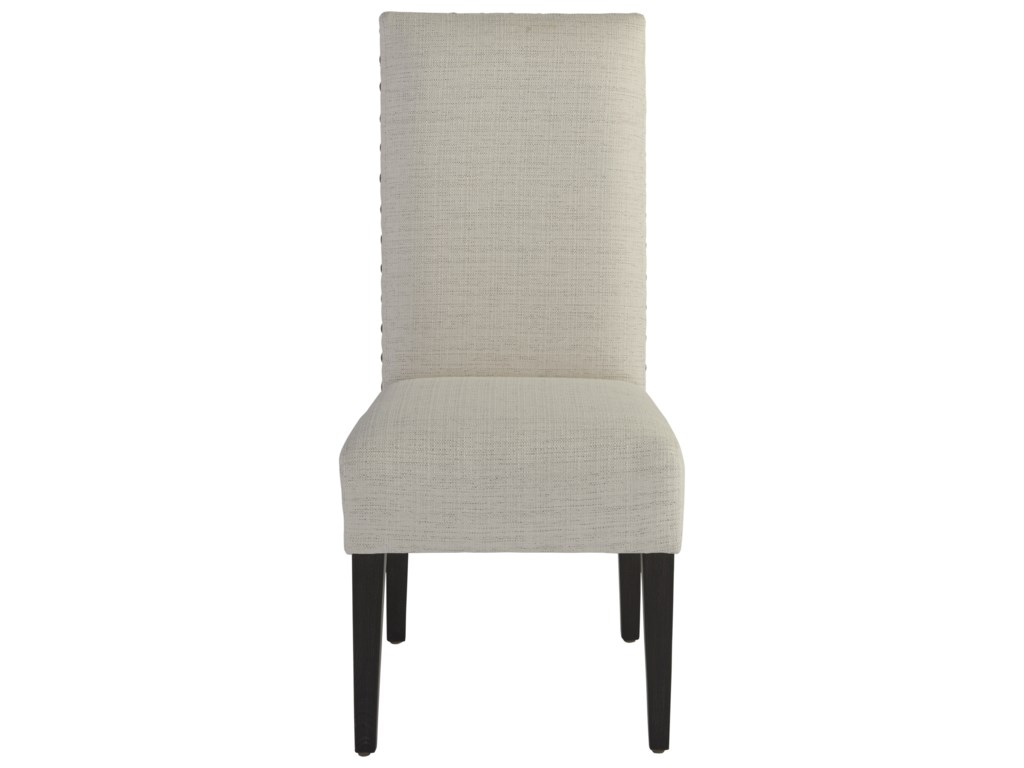 Wittman & Co. Spaces Mixed MediaAddison Upholstered Side Chair