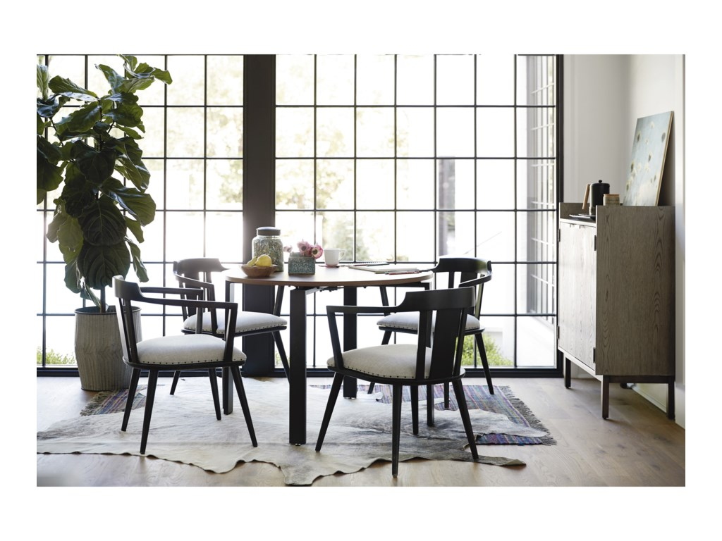 Universal Spaces Mixed MediaMarshall Dining Table