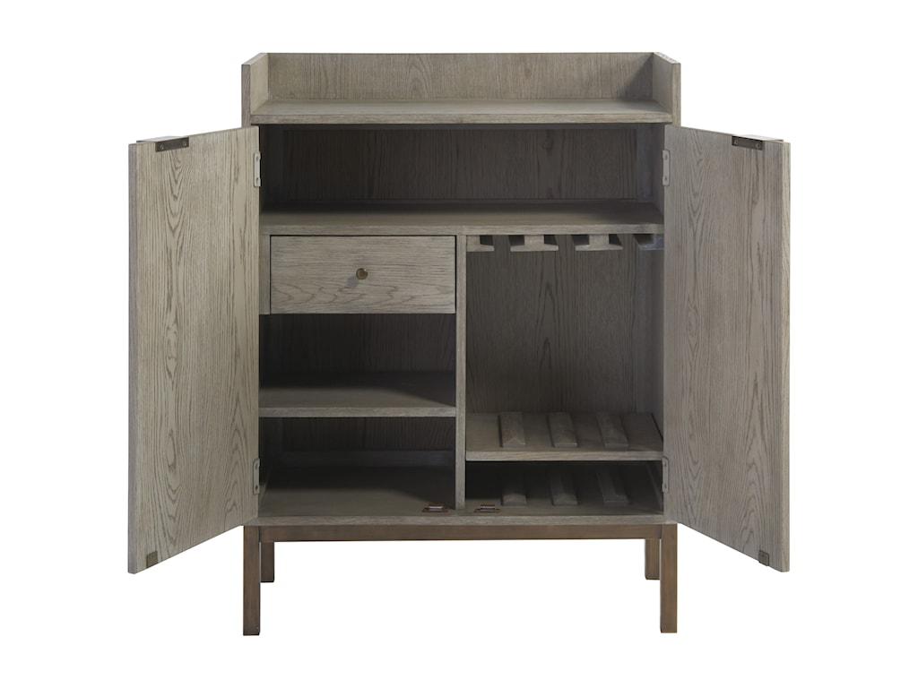 Wittman & Co. Spaces GraniteBar Cabinet
