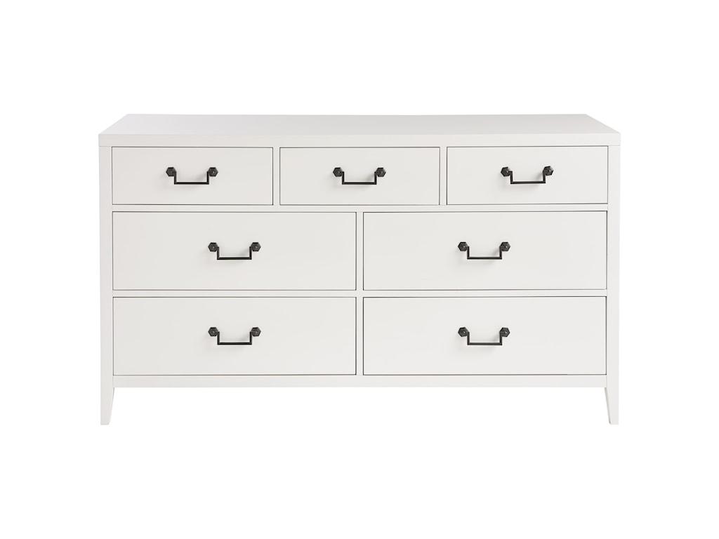 Universal Spaces MeringueAnson Dresser