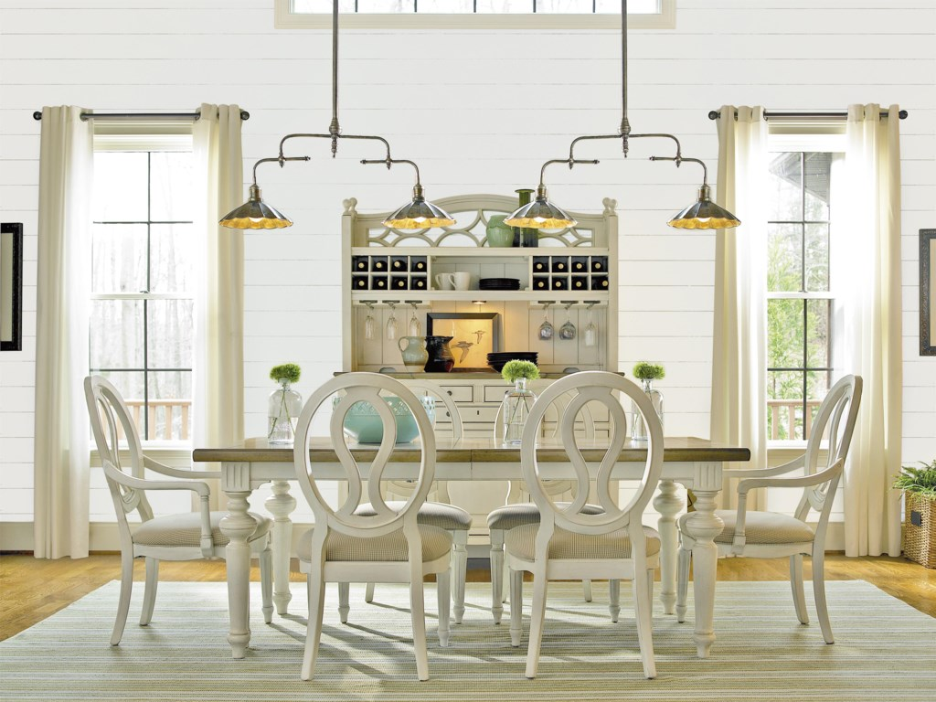 Wittman & Co. Summer ShadeSummer Shade 5-Piece Dining Set