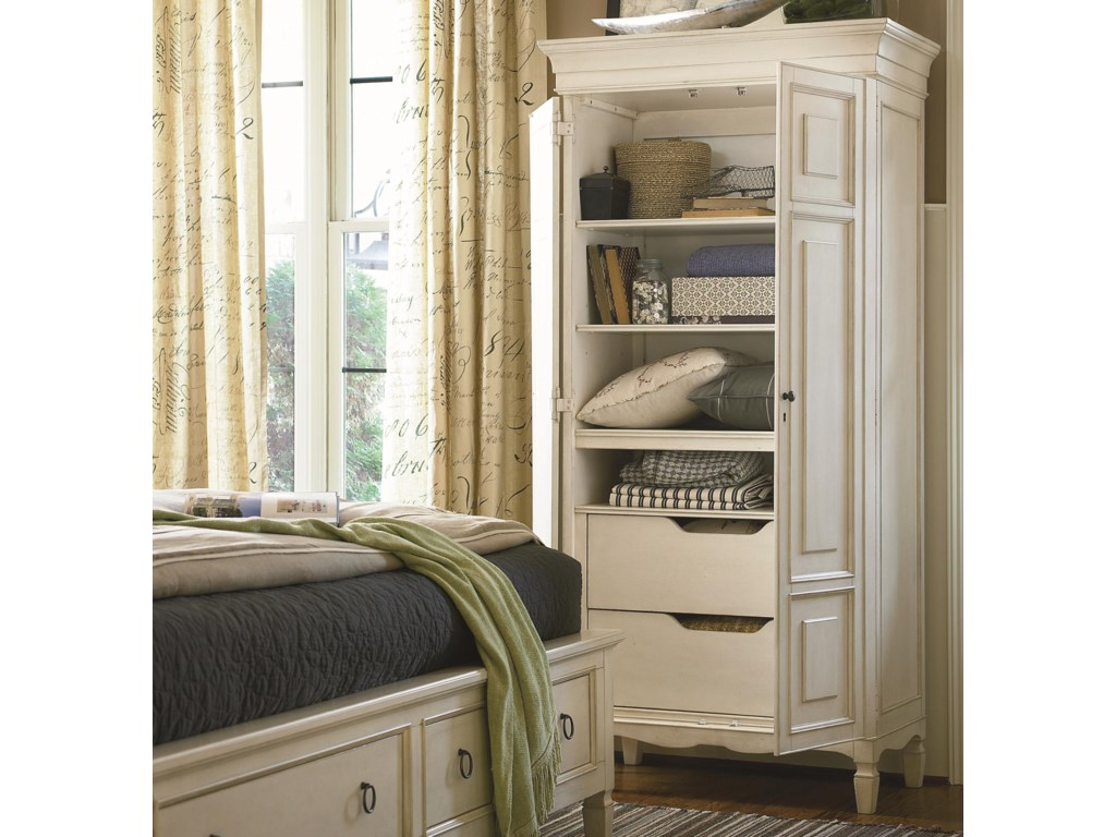 Great Rooms Summer HillTall Cabinet