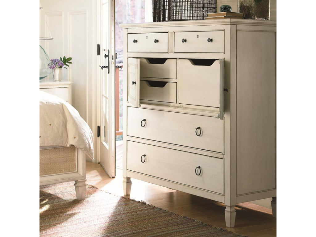 Great Rooms Summer HillDressing Chest