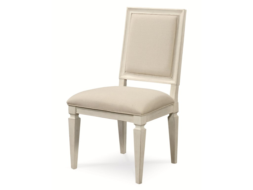 Universal Summer HillWoven Accent Side Chair