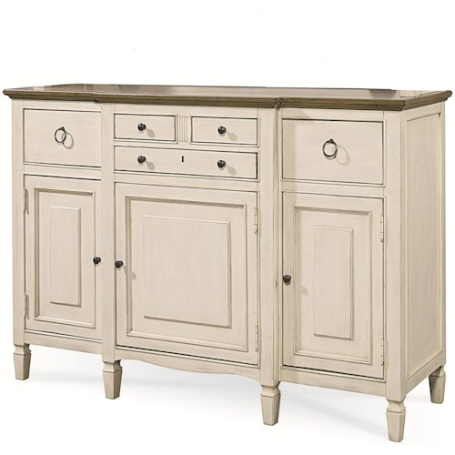 Universal Summer Hill Serving Buffet with Storage