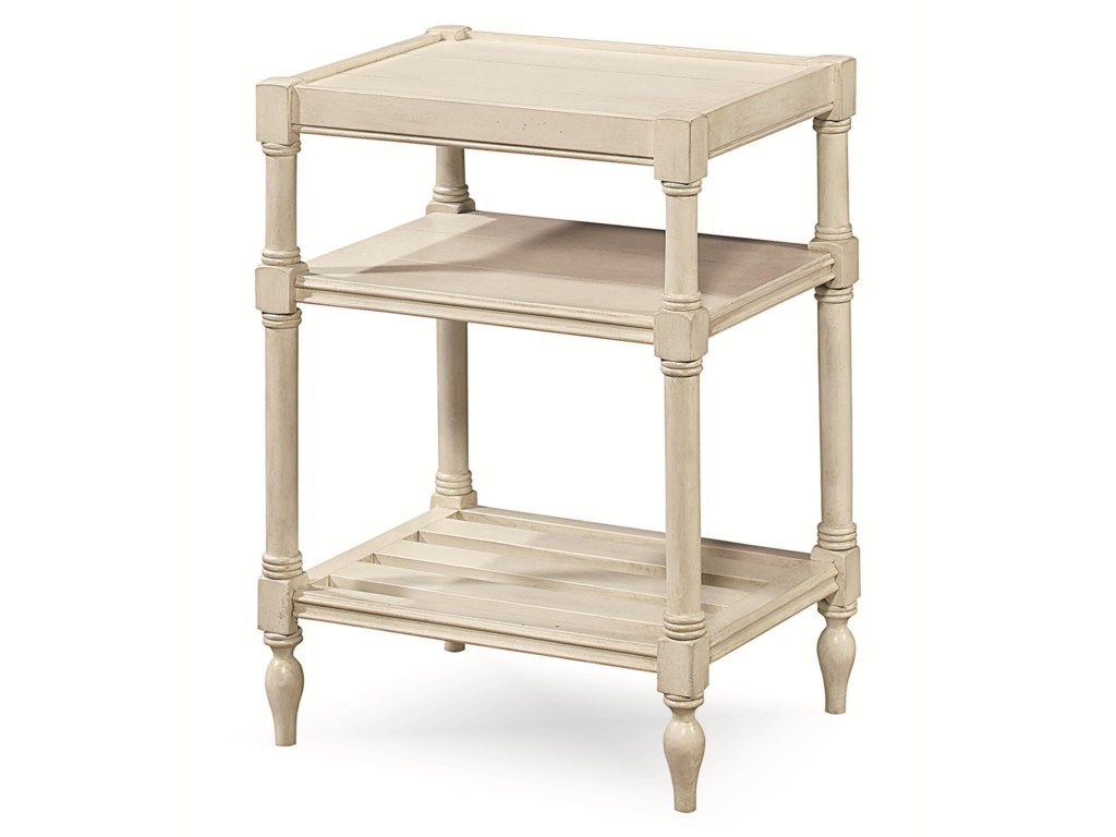Universal Summer HillChair side Table