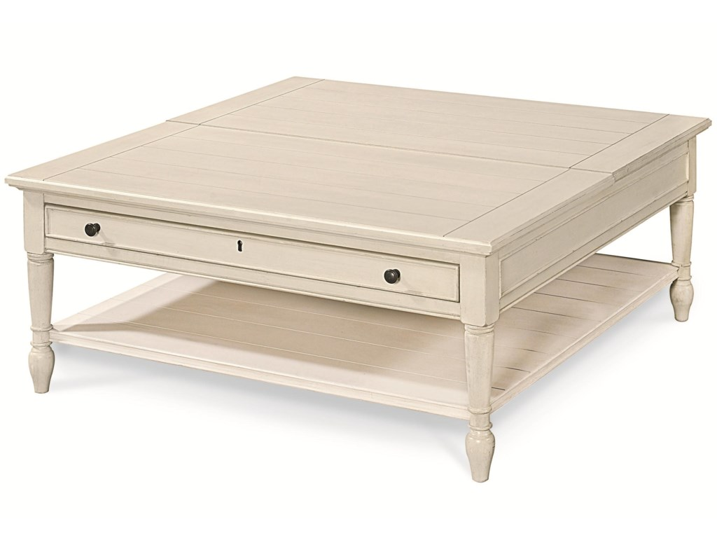 Universal Summer HillLift Top Cocktail Table
