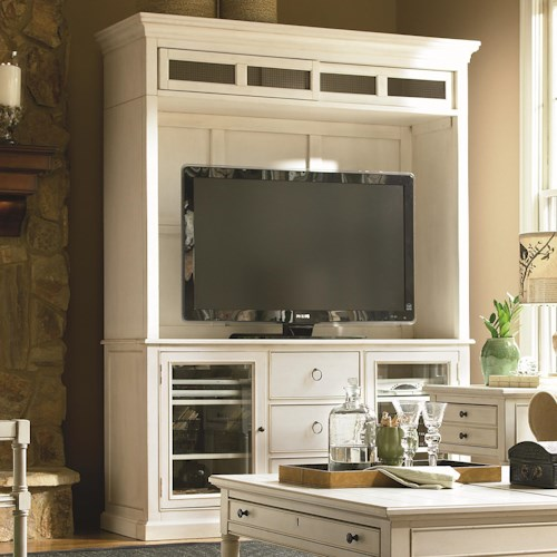 Universal Summer Hill Entertainment Console and Deck