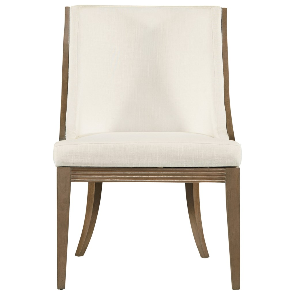Universal Synchronicity Mid Century Modern Upholstered Dining