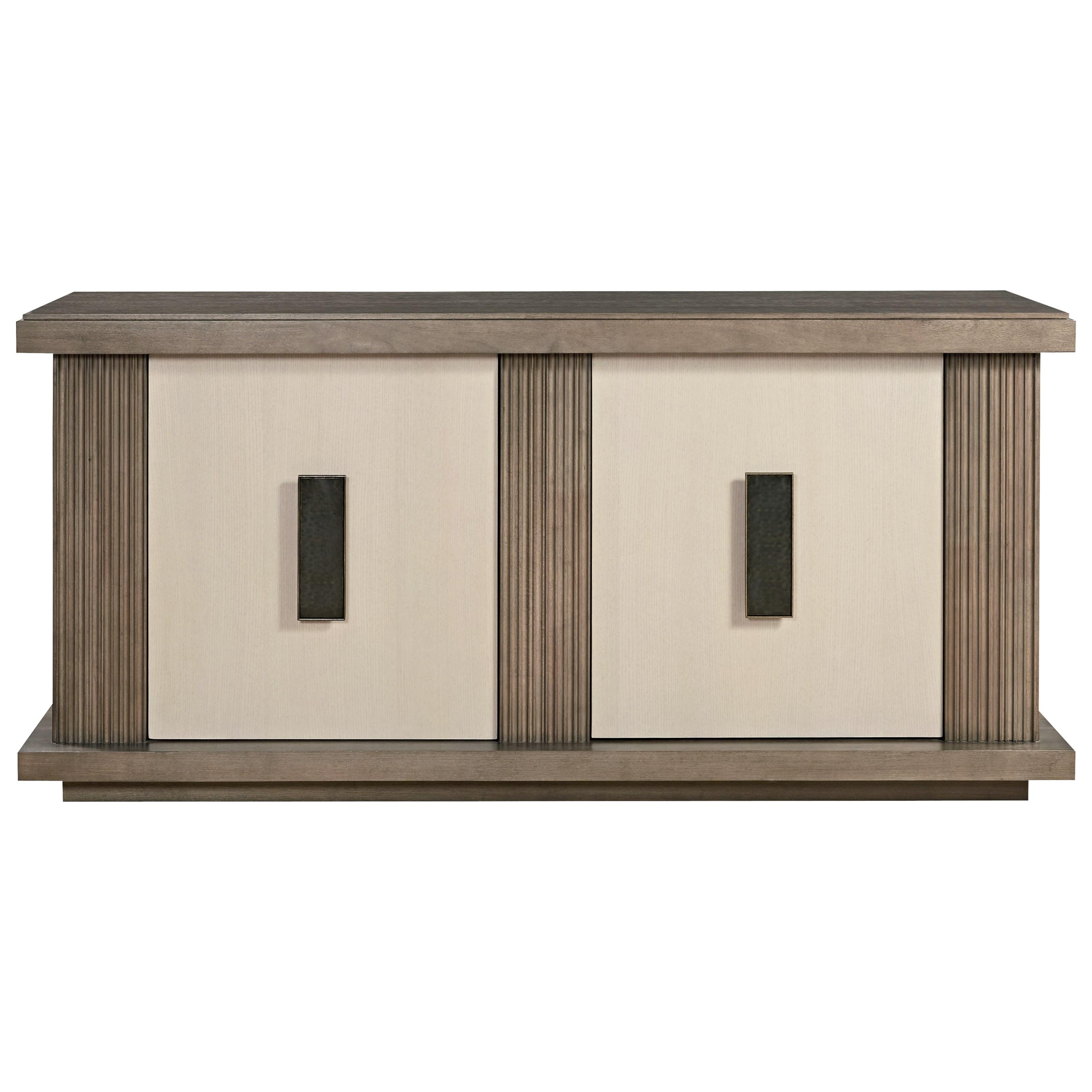 universal midcentury modern credenza with silverware storage baeru0027s furniture buffets