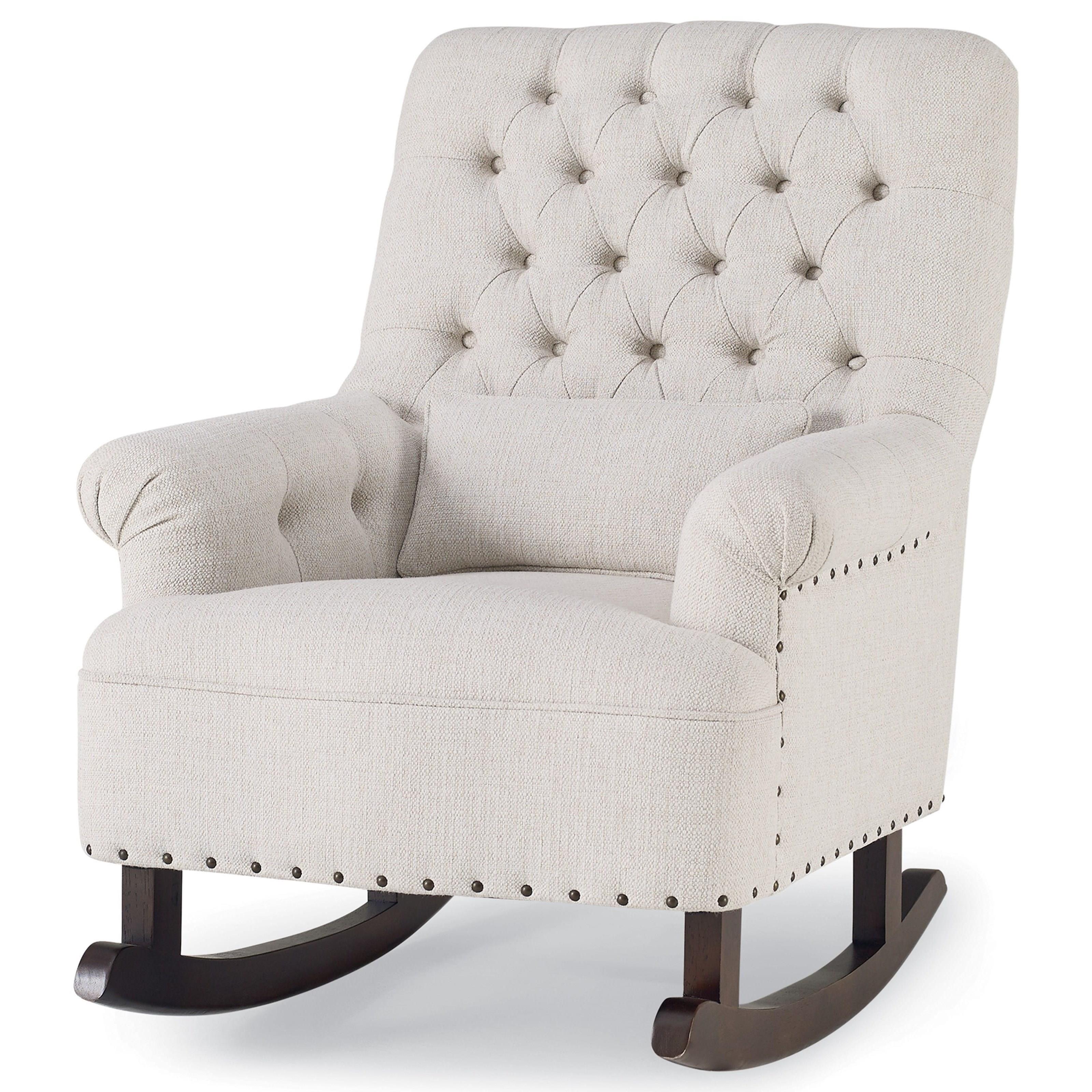 Universal Upholstered AccentsStory Teller Rocker ...