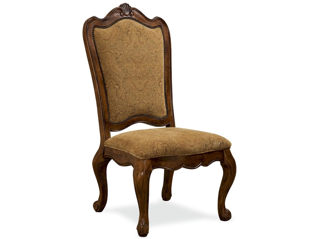 Wittman & Co. CamdenUpholstered Back Side Chair