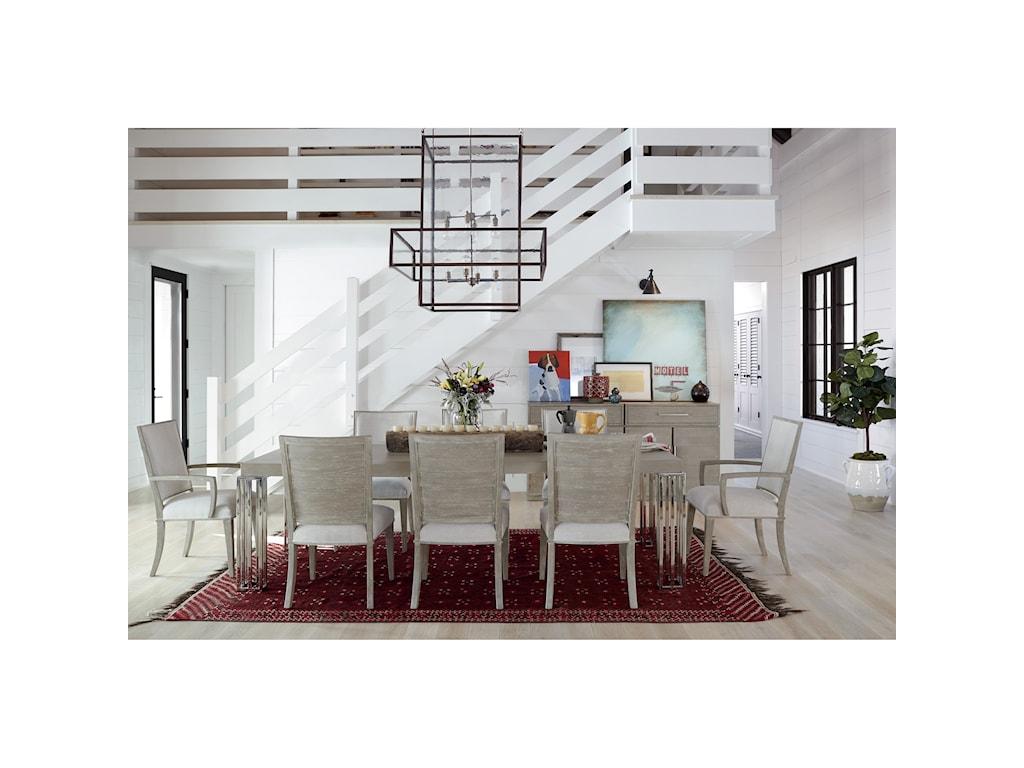 OCONNOR DESIGNS ZephyrFormal Dining Room Group