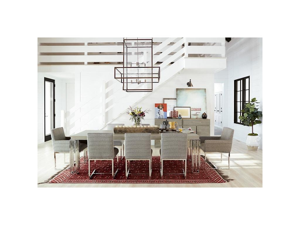 Universal ZephyrFormal Dining Room Group